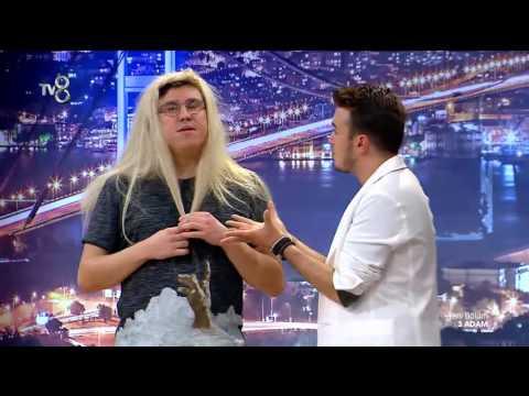 Mustafa Ceceli ve 3 Adam'dan Kıza Laf Atma Skeci | 3 Adam
