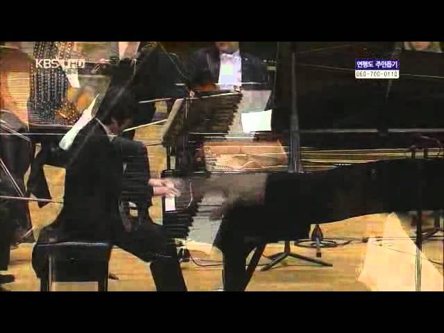Seong-Jin Cho - Chopin Polonaise No6 Heroic