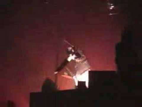 Marilyn Manson  Burning Flag  Clip