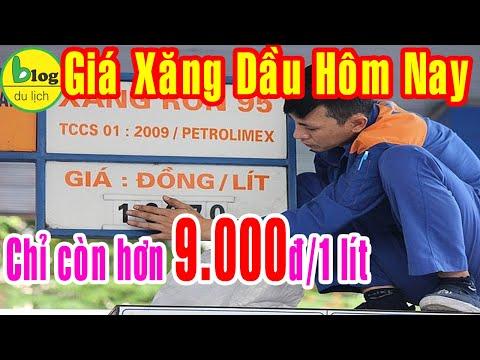 Giá Xăng Dầu Hôm Nay : Giá Dầu Giảm , Giá Xăng Giảm Sốc Hơn