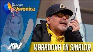 MARADONA: ELREY DE SINALOA, CAPITAL MUNDIAL DEL NARCOTRÁFICO
