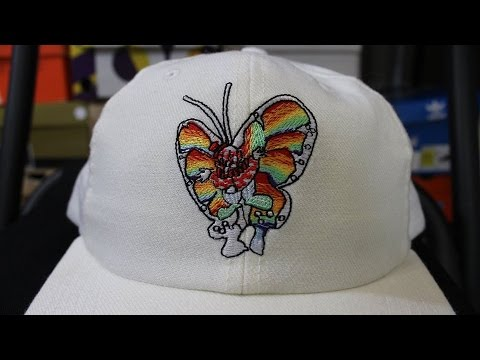 Supreme Gonz Butterfly 6-Panel Hat Unboxing - YouTube fc22ba50b