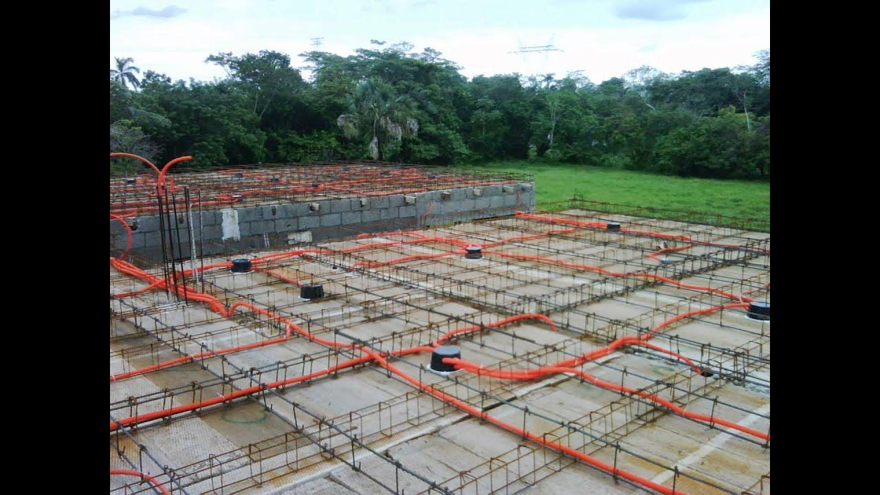 Instalacion electrica tipo residencial villahermosa - Instalacion electrica jardin ...