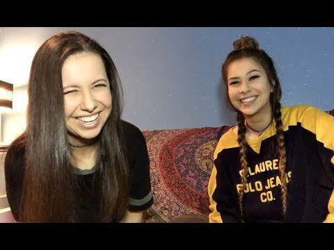 HOW TO: NOT BE AWKWARD AROUND YOUR CRUSH (feat. my sister) thumbnail