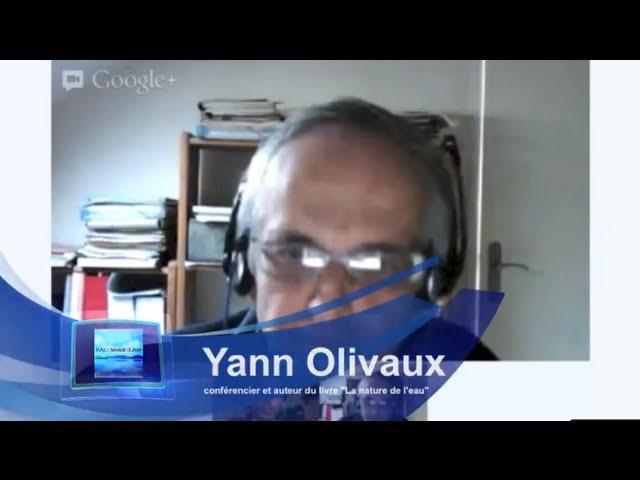 """Quelle eau boire? /avec Yann Olivaux / """"EAU: Séance iLive!"""" #1"""