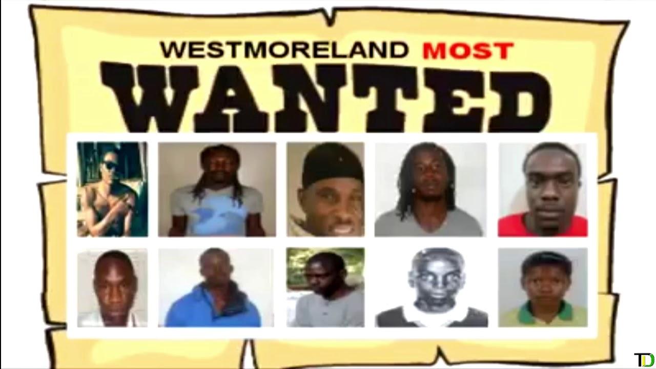 Westmoreland MOST WANTED Men (Feb 18, 2018) - Teach Dem