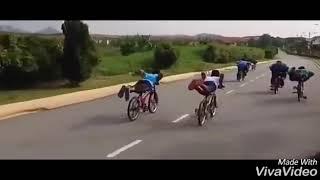 Basikal ranking JB sentiasa di depan
