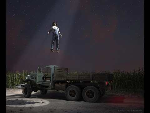 Human UFO Mutilations