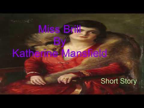the voyage katherine mansfield summary