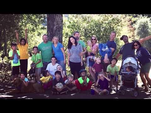VCManCrew - William Heise Camping 2017