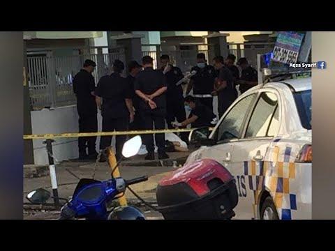 University lecturer gunned down in Setapak