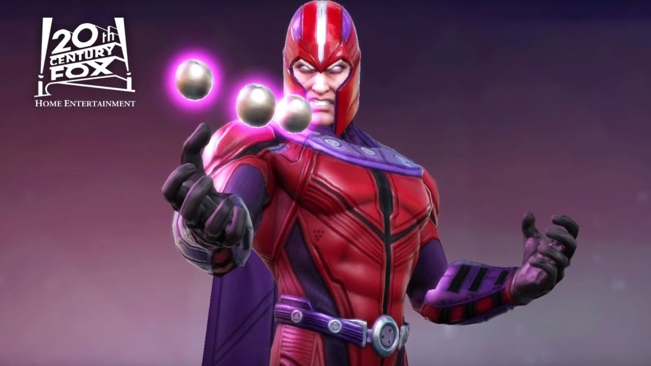 Play as Magneto in MARVEL Strike Force | 20th Century FOX