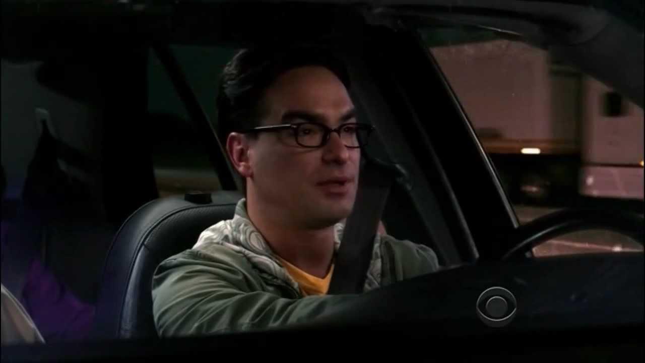 saab 9-5 The.Big.Bang.Theory.S04E19