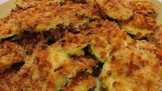 Betty's Baked Zucchini Chips--recipe By Michelle Hopkins (poenut)