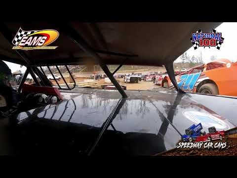 #14 Corey Elliott - 602 - National 100 - 1-27-19 East Alabama Motor Speedway