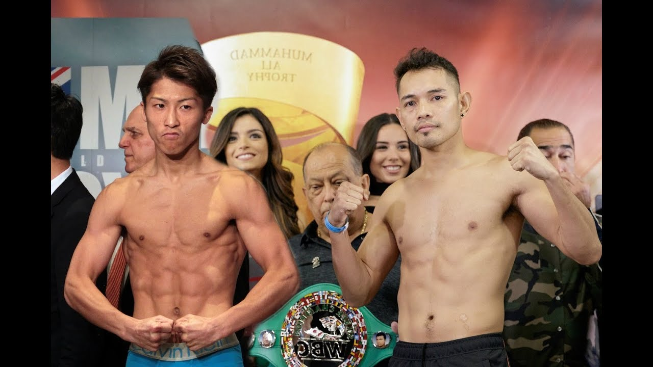Nonito Donaire Vs Naoya Inoue World Boxing Super Series Final Youtube