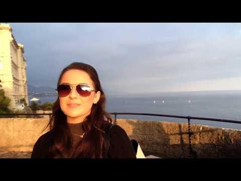 Nice & Monaco Travel Vlog   AoifeJane