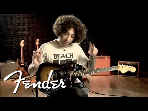 dating squier guitars