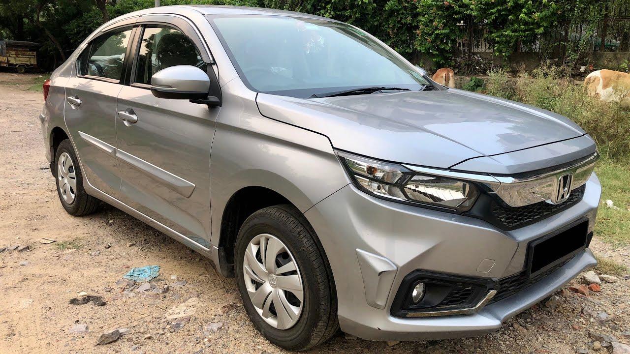 Honda Amaze 2020 S petrol MT with Ownership Experience ...