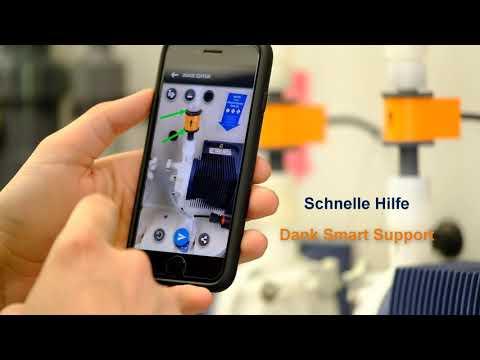 Smart Support – Mobiler Video-Chat mit Service-Experten für Ihr ProMinent-System