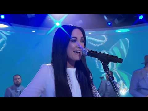 Kacey Musgraves - Butterflies (3.30.2018)(#Today 1080p)