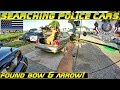 Searching Police Cars Found Bow & Arrow! Put to the test! Auction Day!