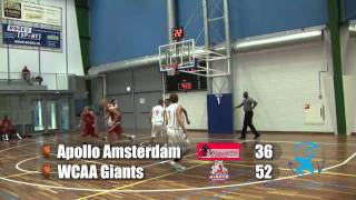 Amsterdam U20 vs Giants U20