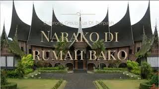 Gambar cover Cerita minang Narako d rumah bako