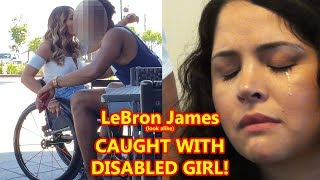 NBA Player Caught Cheating with Disabled Girl! | To Catch a Cheater