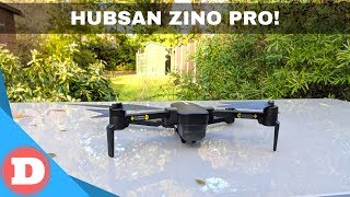 Hubsan Zino Pro Review - How does it fly?