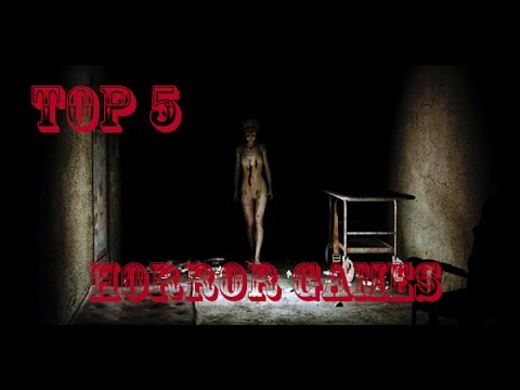 Top 5 Horror Games (2015 PC) Топ самых страшных игр.