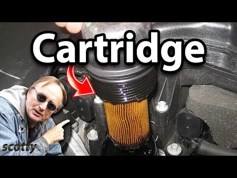 Why Cartridge Oil Filters Are Dumb