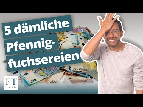 Download Wo Kleinvieh Mist macht: 800€ am falschen Ende gespart
