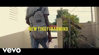 Download Jafrass - New Ting Fi Badmind MP3 song and Music Video