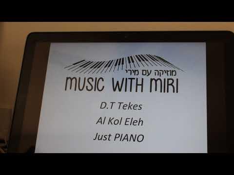 Al Kol Eleh just Piano