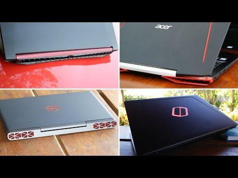 Dell 7567 VS Acer VX 15 VS  Nitro 5 VS Samsung Odyssey - Qual melhor?