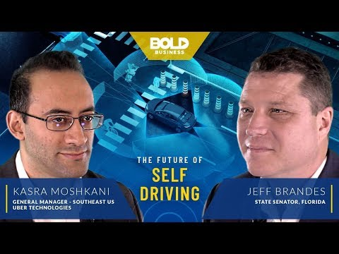 The Bold Impact of Self-Driving Cars on Society