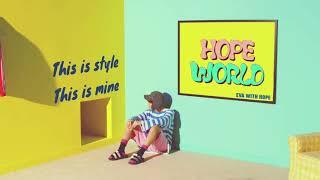 【韓中字幕】j-hope - Hope World