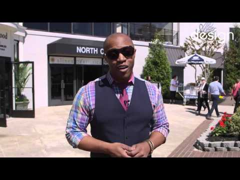 Corey Damen Jenkins in the Hamilton Design District