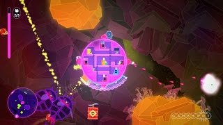 Lovers in a Dangerous Spacetime - PC Gameplay
