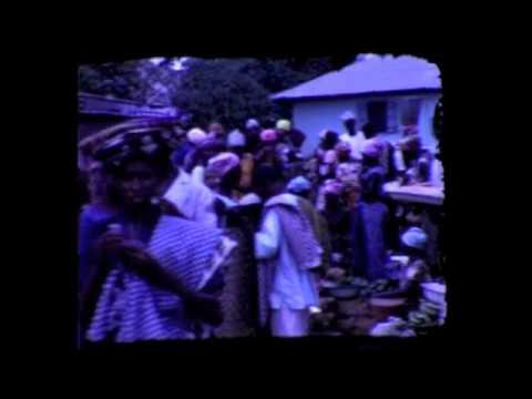 Operation Crossroads Africa - Sierra Leone, 1969