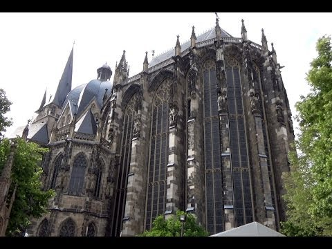 Aachen Cathedral, Aachen, North Rhine-Westphalia, Germany, Europe