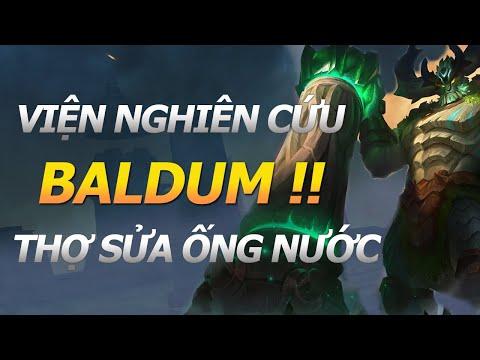 HƯỚNG DẪN CHƠI BALDUM THỢ SỬA ỐNG NƯỚC GAME LIÊN QUÂN | TRẦN LAI - LAI GAMING