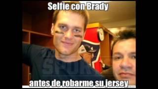 Mauricio Ortega el Ratero de los Jerseys de Tom Brady (Corrido)