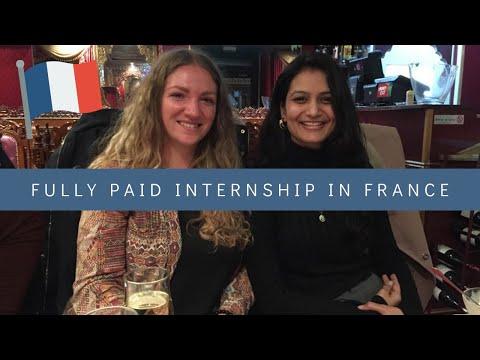 2nd Internship in France *Quarantine time*