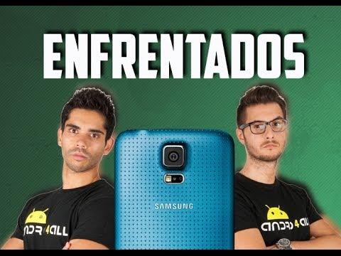 Enfrentados por el Samsung Galaxy S5