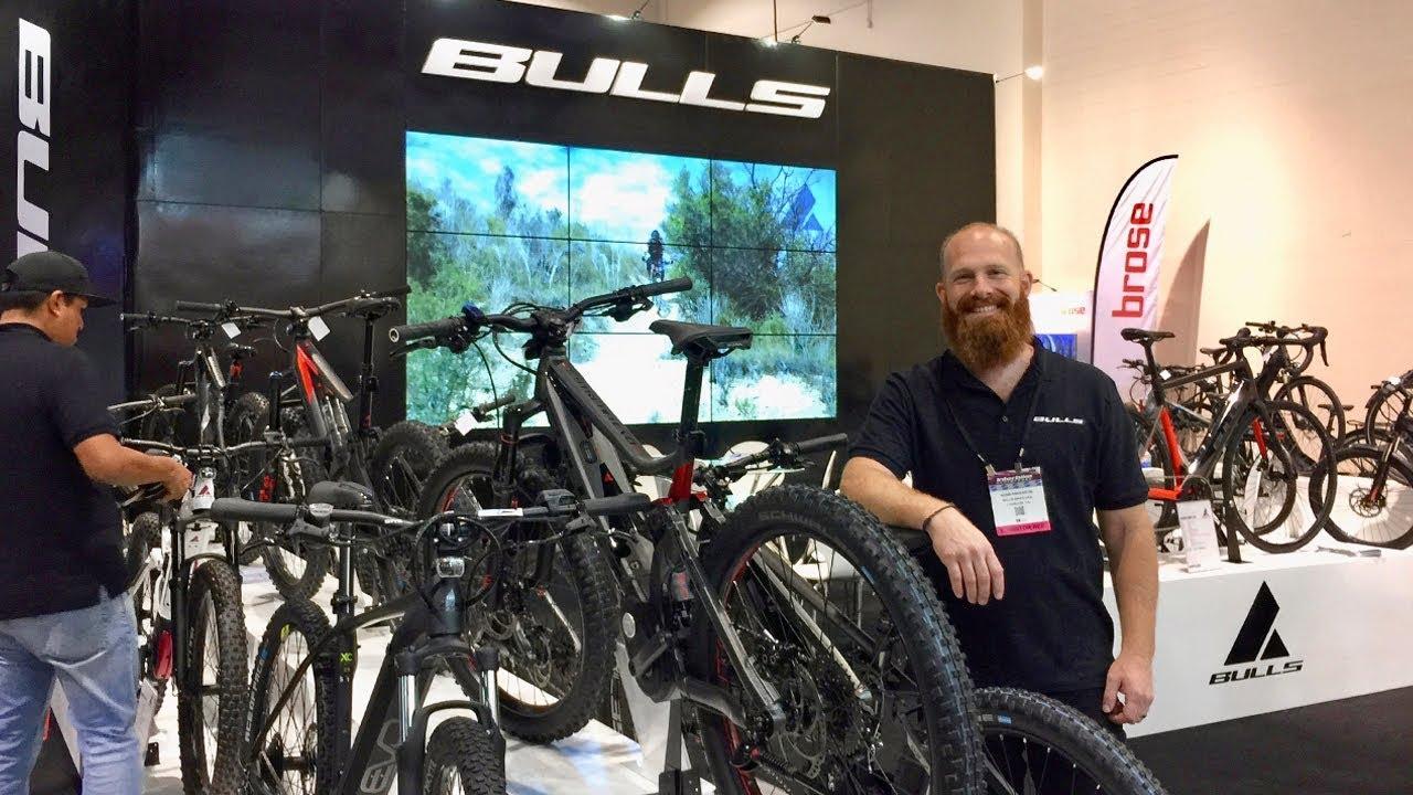 2019 BULLS Electric Bikes: Shimano E8000 & TwinCore, Brose S Mag &  SuperCore, Bosch & FAZUA