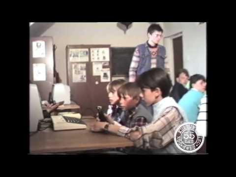 Klub komputerowy 1988 r