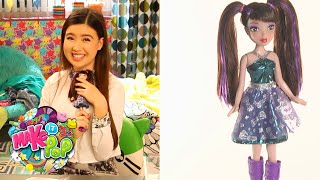 Make It Pop - Erika Tham Unboxes Corki Chang
