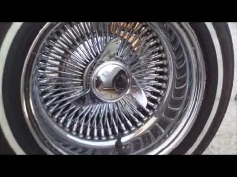 HOW TO MOUNT WIRE RIMS ON YOUR RIDE